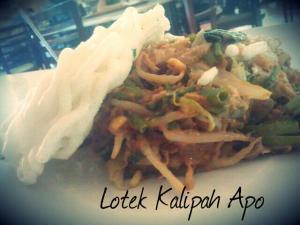 Lotek Kalipah Apo